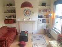 2bed flat in Dalston for 2 weeks in July- short term let