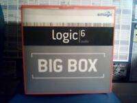 APPLE LOGIC BOX music production software