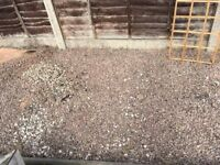 Pebbles stones for landscaping/garden. Free for collection from Bilston