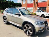 BMW X5 3.0 30d SE 5dr 2007 (07 reg), CAT D - £6599