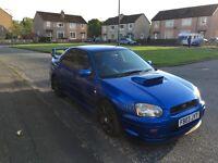 Subaru Impreza STI type uk ppp