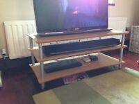 Quadraspire QAVM Hi-Fi/TV Stand