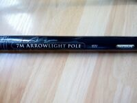 7m masterline ARROWLIGHT telescopic pole
