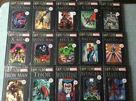 MARVEL Graphic Novel Collection Sealed books