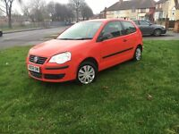 Volkswagen polo mint condtion 08 plate bargin