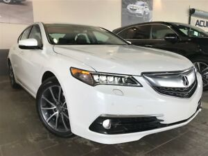 2017 Acura TLX Elite Pkg | SH-AWD | 3.3% For 24 Month |