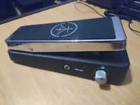 BBE Ben Wah Pedal - True Bypass - Excellent Condition