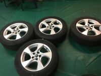 Toyota 215/60 x 17 Wheels