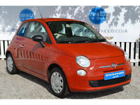 FIAT 500 Can't get finance? Bad credit, unemployed? We can help!