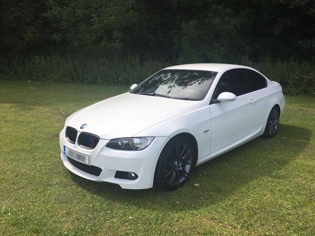 2008 bmw 320i e92 m sport white in bridlington east yorkshire gumtree. Black Bedroom Furniture Sets. Home Design Ideas