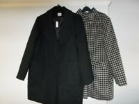 Ladies Coats size 20
