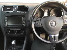 Volkswagen Golf TSI 2012.Aotu,petrol..