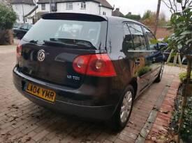 VW Golf 1.9 TDI - Black - Drives Good - Long MOT - Ready to Drive Away