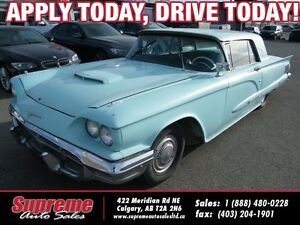 1960 Ford Thunderbird -