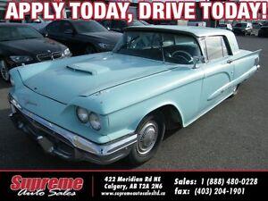 1960 Ford Thunderbird -