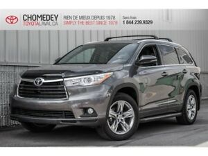 2015 Toyota Highlander LIMITED AWD FULL Limited