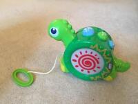Little Tikes pull along musical dinosaur