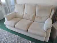 3 Seater, 2 seater and 1 seater - deep cleaned and excellent condition
