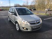Vauxhall zafira 1.9 diesel automatic full service history recent cam belt and water pump