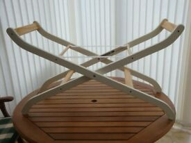 Mothercare Moses Basket/Baby Bath Stand