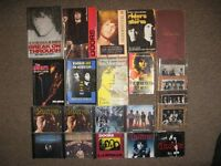 The Doors / Jim Morrison Job Lot: CDs & Books. Rimbaud, Wilderness, Lords, etc