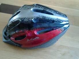 X-core cycle helmet size 58-62cm