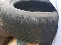 2× 205/55/r16 tyres