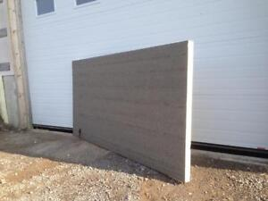 2.5 Inch 4x8 Foam Insulation Panels