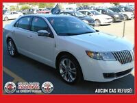 2012 Lincoln MKZ AWD-AUTO-AC.-CUIR-NAVE-MAG