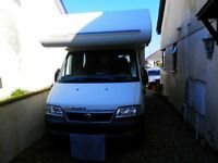 Swift Fiat Sundance 5 berth