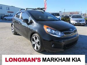 2013 Kia Rio SX w/Navigation Leather Moonroof