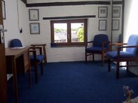 Therapy Room Available For Hire