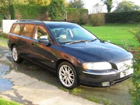Volvo V70 T5 Geartronic 260 BHP