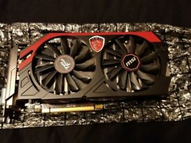 MSI Geforce GTX 770 Twin Frozr 2Gb