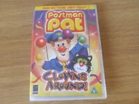 Postman Pat Clowning Around DVD