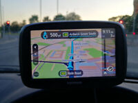TomTom latest UK / European Maps Perfect for delivery drivers Lifetime map updates
