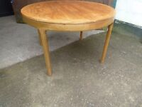 Shabby Chic Project Repaired Extendable Dining Table Delivery Available