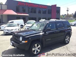 2016 Jeep Patriot High Altitude w/leather, roof