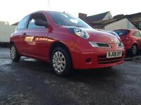 08 Nissan Micra 1.2 12 months MOT 89000 miles repaired