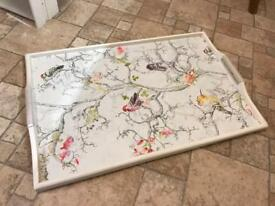 Shabby Chic Tray For Sale