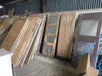 Wooden doors for sale