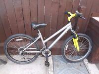 """CHEAP Ladies / Teens Bike - Fully Rebuilt - 24"""" Wheels - PLEASE READ"""