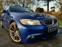 (Le Mans Blue) May 2011 BMW 320d M Sport Plus Edition 181bhp Estate, Xenons, Full Leather, FINANCE!