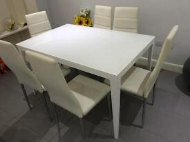 Dining Table - Extendable 6 - 8 Seater