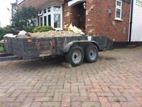 builders trailer for sale 8x4