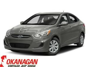 2017 Hyundai Accent GL SEDAN AUTO | Bluetooth | Heated Seats