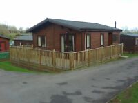 Tingdene Lodge 2010, 24 x 20 with 10 years lease remaining, ideal investment for subletting.