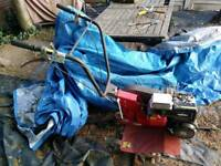 Mountfield manor 5R 5hp rotorvator