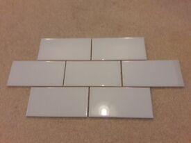 Johnsons Prismatics Shark Gloss Wall Tiles
