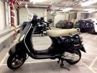 2005 Vespa PIAGGIO LX 125 four stroke - belt, rollers, brakes, tyres done